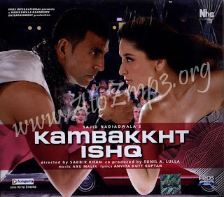 Kambakkht Ishq (2009) Hindi Movie Mp3 Audio Songs Download
