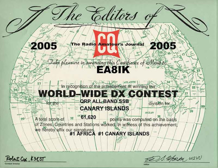 CQ WW DX SSB 2005