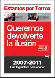 """Boletín """"Estamos x Torrox"""" nº 11"""