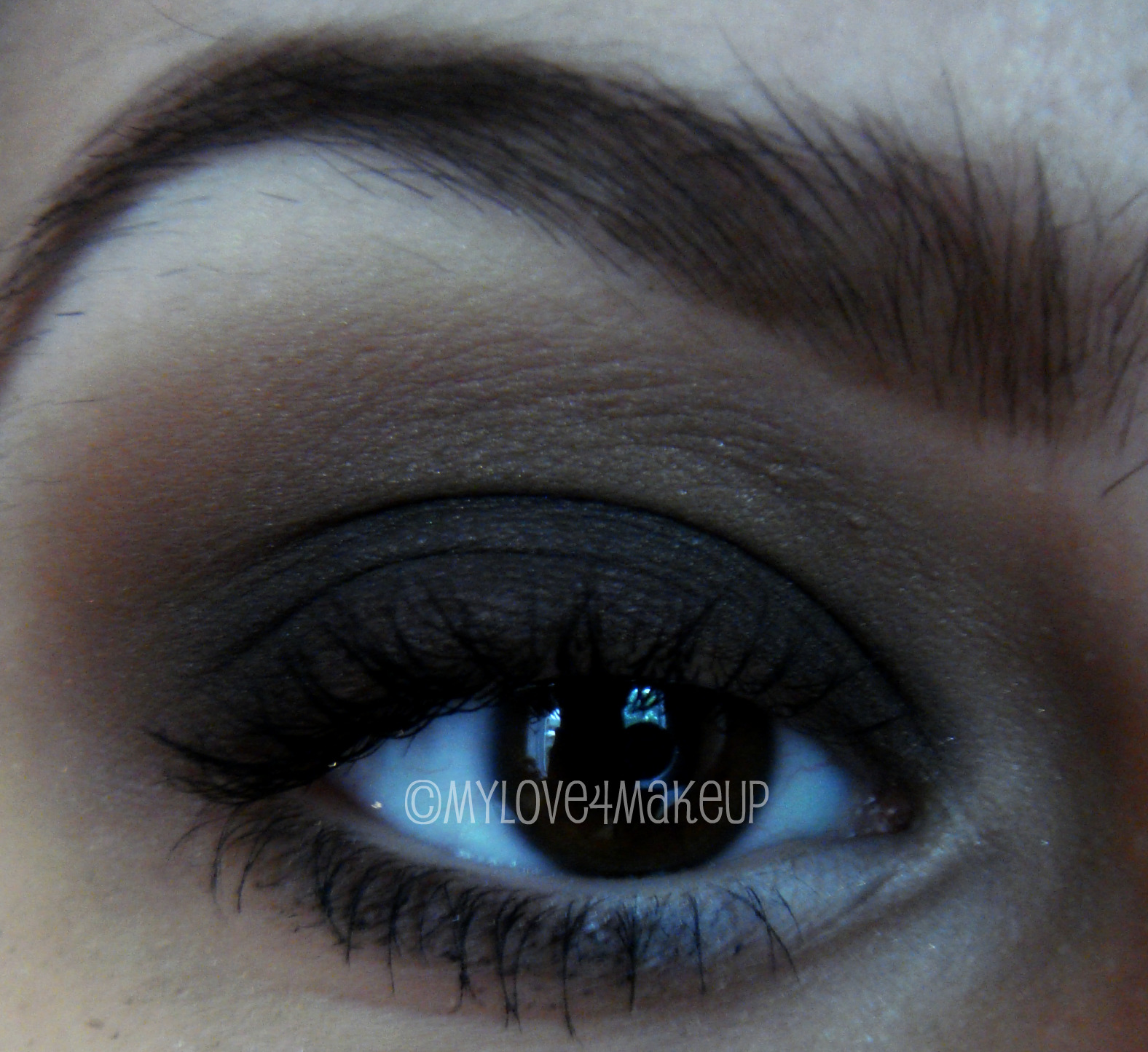 Mylove4makeup fotd bedroom eyes for Bedroom eyes makeup