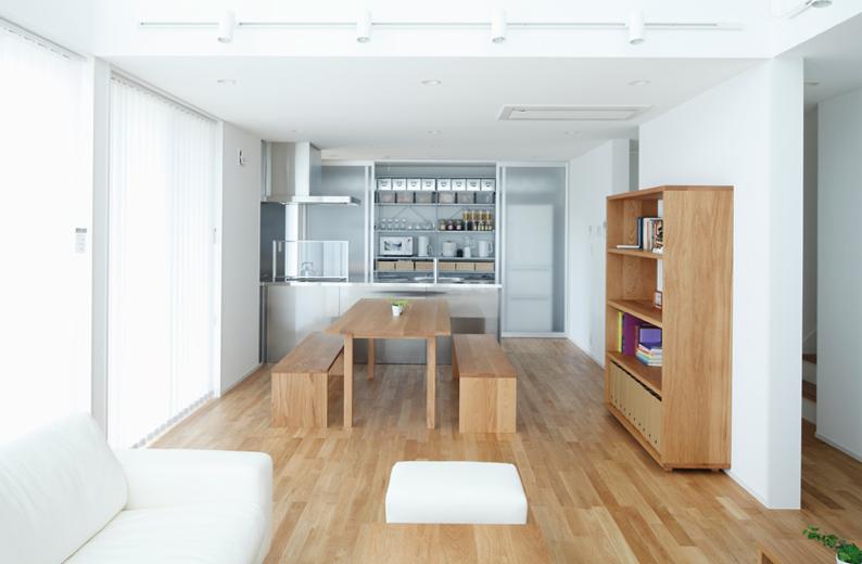 Bluet clover muji habitat for Muji home design