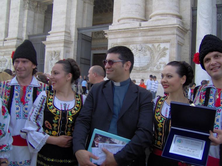 PREMIO PER IL BALLO TRADIZIONALE MOLDAVO - 2008