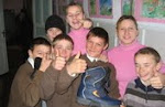 Provide Warm Footwear for Orphans in Moldova ...