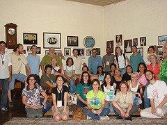 Equipe de Ambientalistas de alto nível lutando por um mundo melhor