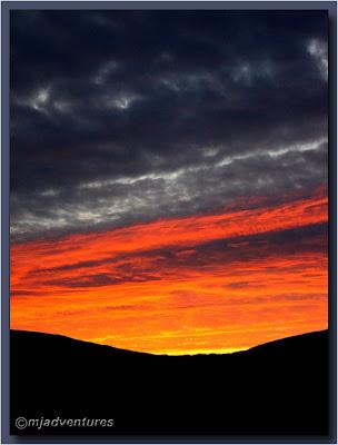 Hesteyrarfjörður_Sunset01