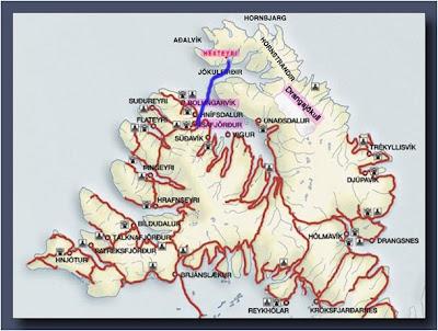 Ferry_Route_from_Ísafjörður_to_Hesteyri