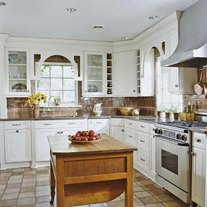 Kitchen Cabinets L Shaped - Home Interior Design Ideas