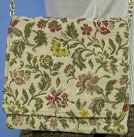 Vintage Brocade Purse