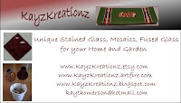 KayzKreationz Business Card