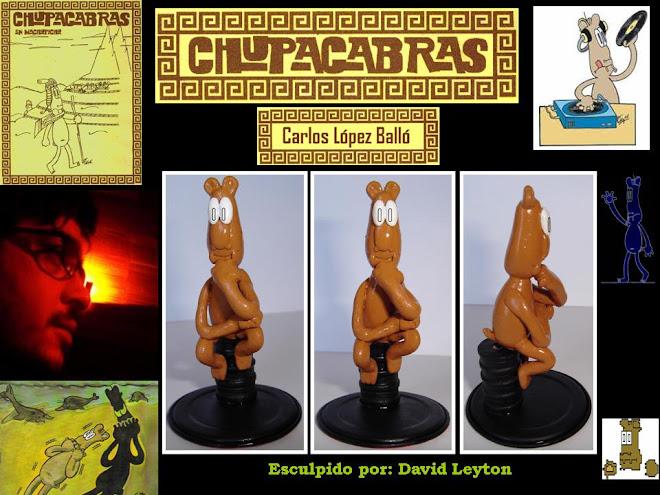 Chupacabras de Carlos López Balló