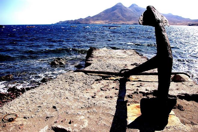 mar...inmenso,azul.Almería.abril.08