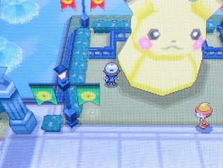 Giant Pikachu should fight Godzilla.