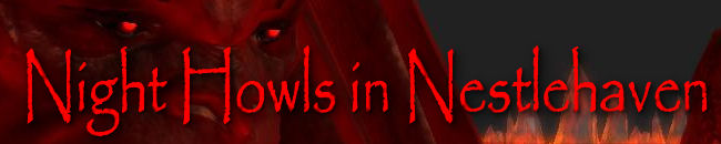 Night Howls in Nestlehaven Banner