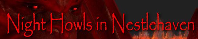 Night Howls in Nestlehaven Banner