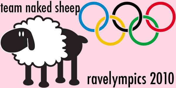 Team Naked Sheep 2010!