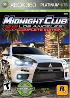 Midnight Club Los Angeles: Complete Edition – XBox 360 download baixar torrent