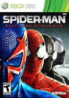 Spider-Man: Shattered Dimensions – XBox 360