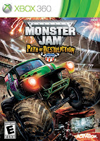 Monster Jam: Path of Destruction – XBox 360