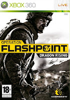 Operation Flashpoint: Dragon Rising – XBox 360