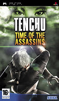 Tenchu: Time of the Assassins – PSP