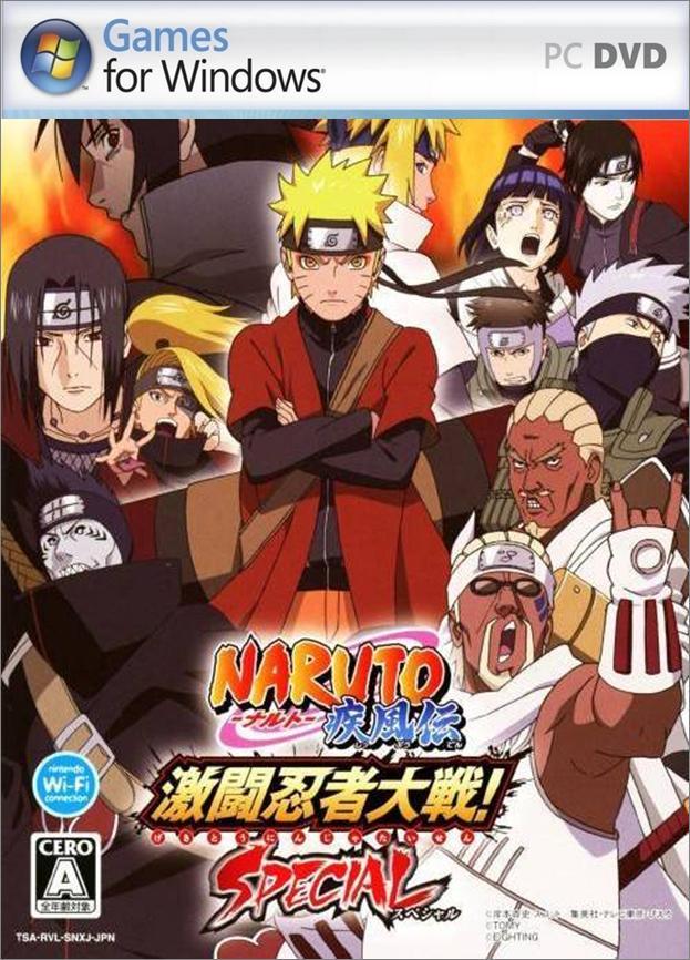 Naruto Shippuden Games Pc. Naruto Shippuden Gekitou