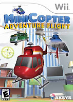 MiniCopter: Adventure Flight – Wii