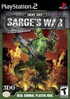 Army Men: Sarge's War – PS2
