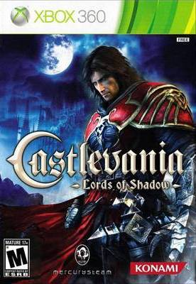 Castlevania: Lords of Shadow – XBox 360