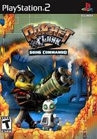 Ratchet & Clank: Going Commando – PS2