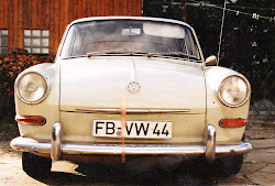 mein erster VW Typ-3