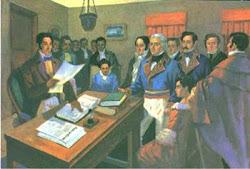 Acta del 19 de abril de 1810