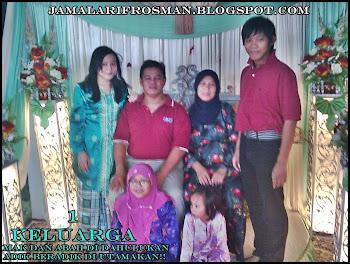 family yang tersayang!!