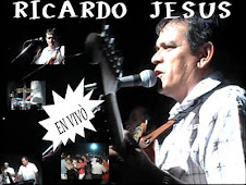 RICARDO JESUS (EX CANTANTE DE TERREMOTO)