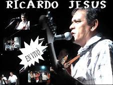 RICARDO JESUS (EX CANTANTE DE TERREMOTO)