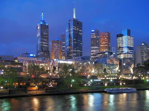 墨爾本 Melbourne