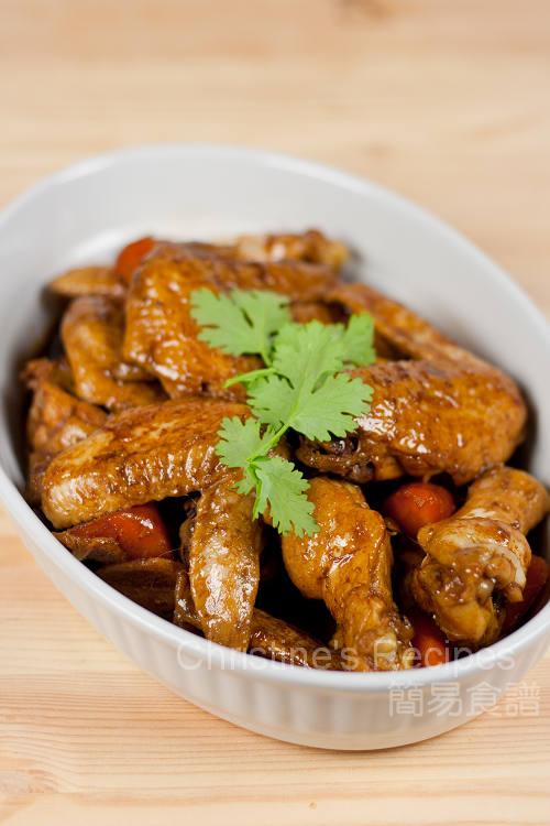 Coco-cola Chicken Wings01