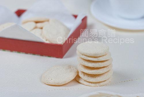 杏仁蛋白餅 Almond Meringue02