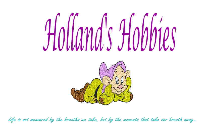 Holland's Hobbies