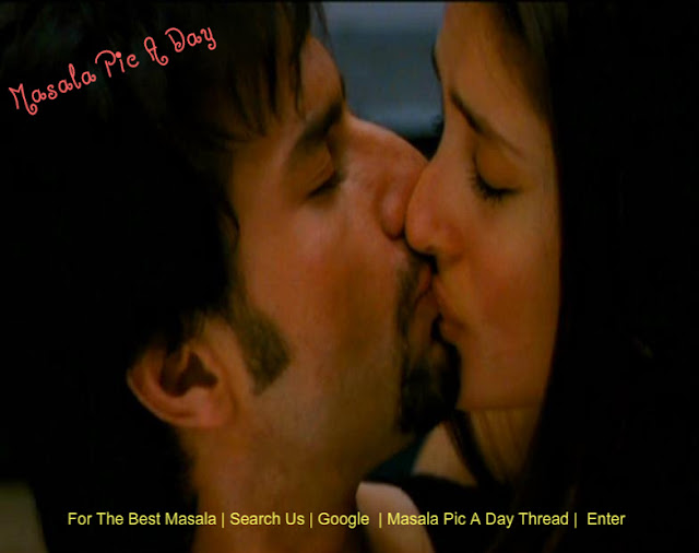 HQ  kareena And Saif Love Making In Kurbaan kareena saif sex lip lock