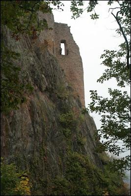 sentier des roches alsace