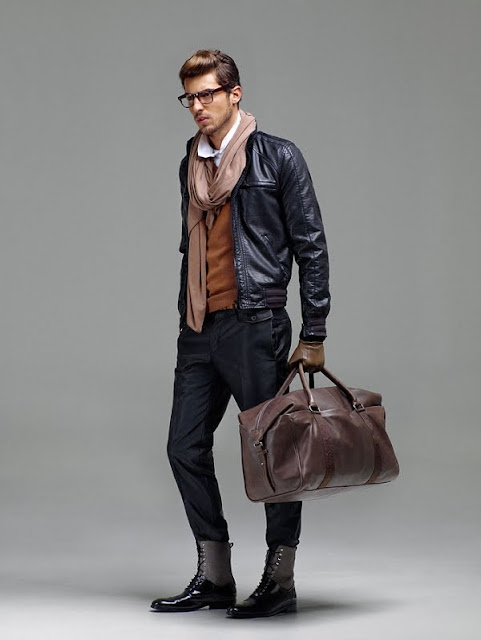 Memoirs Of Style Zara Men S F W 2010