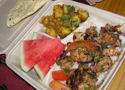 spice box tandoori chicken