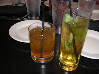 Bourbon Street Drinks