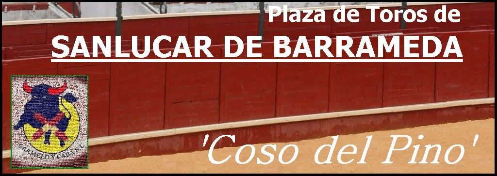 PLAZA DE TOROS DE SANLUCAR DE BARRAMEDA