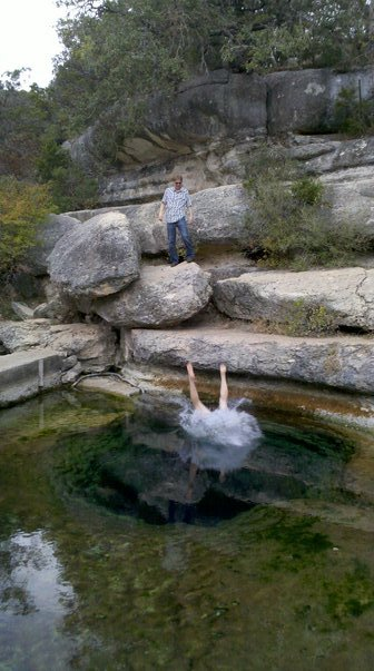 Jacob's Well Wimberley TX