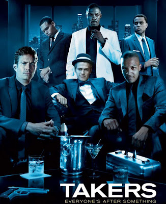 Takers movie image Idris Elba Paul Walker Matt Dillon Chris Brown Jay Hernandez T.I. and Hayden Christensen