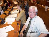 ONG Kasta Morrely in Agora Parlamentului European
