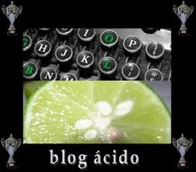 Premio al Blog Acido