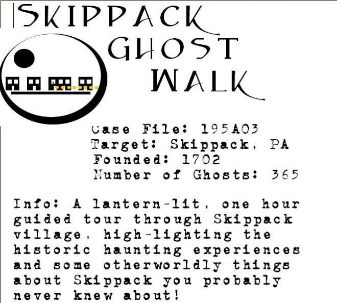 Skippack Ghost Walk
