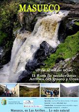 II Ruta de Las Arribes-Pozo de los Humos MASUECO 2010